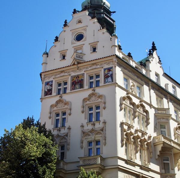 Prague hotel by Maple62