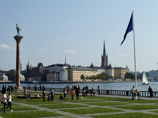 Stockholm by Maple62