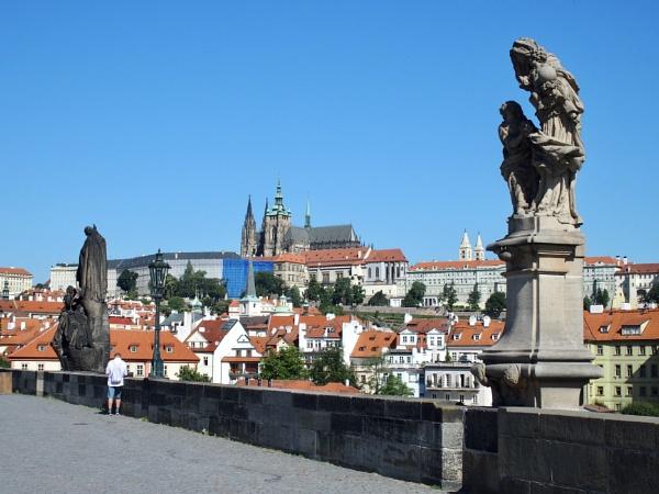 Prague castle by Maple62
