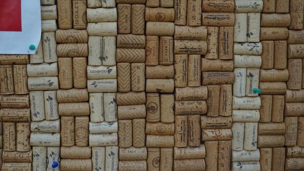 Cork bulletin board by SauliusR