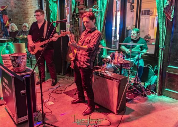 The Steve Mignano Band by IainHamer