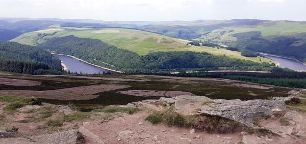 Ladybower reservoir by Alan26