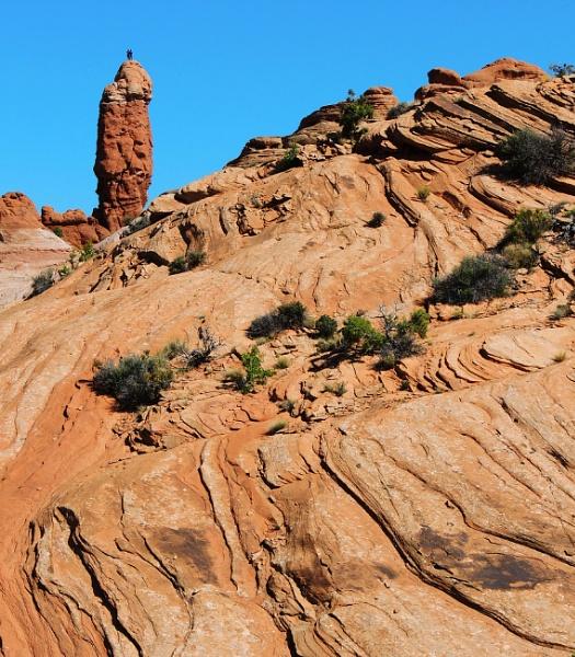 Rock Climbers by jrsundown