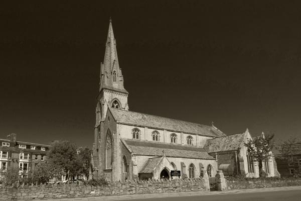 St Jihns, Weymouth by pledwith