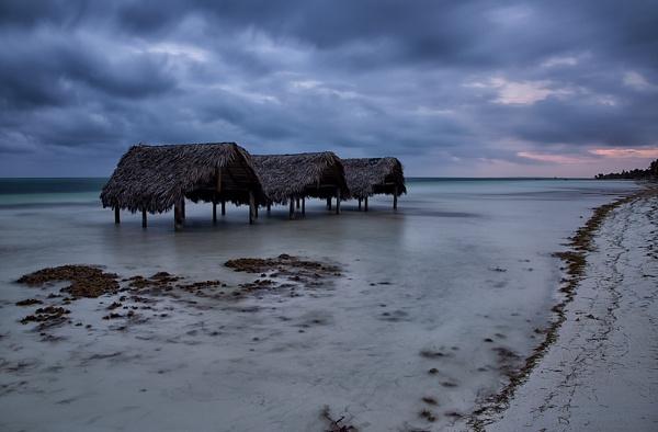 Beach Huts Cayo Coco 2 by Buffalo_Tom