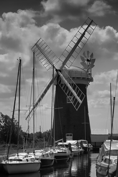 Horsey Wind pump by Alfie_P