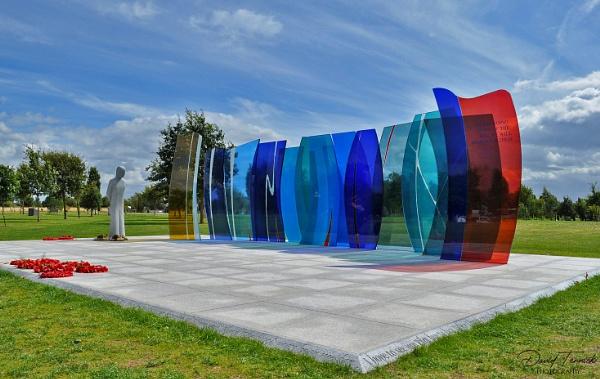 Royal Navy Memorial by davten
