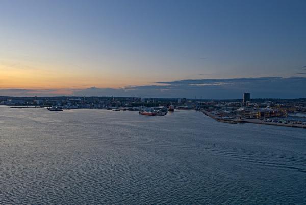 Southampton Town Quay by neily_m