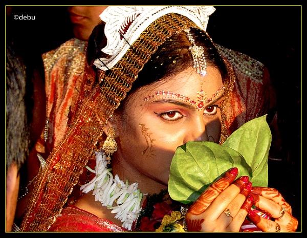 Kolkata # 22  Shubha Drishti.-Bengali Hindu wedding. by debu