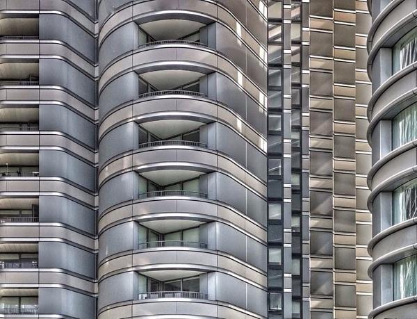 Minimalist architecture by StevenBest