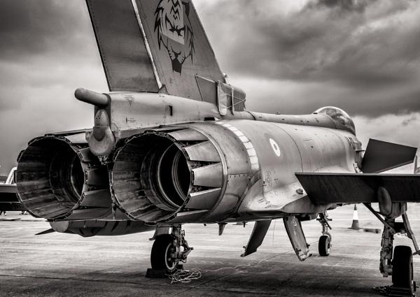 Typhoon rear by ChrisBanks