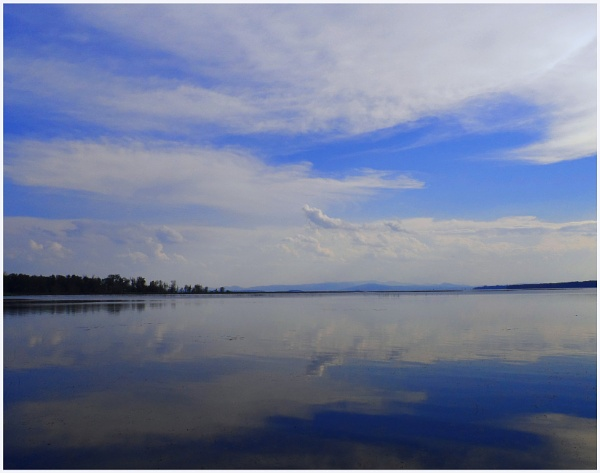 On A Drive Through The Champlain Islands  (best viewed large) by gconant