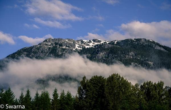 Morning time in Whistler.... by Swarnadip