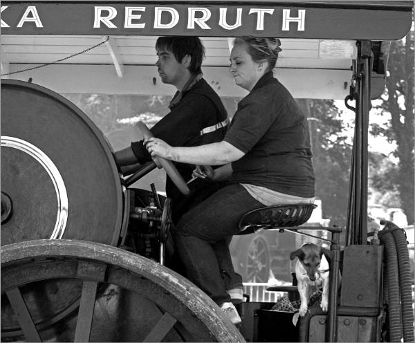 Lady drivers .... by JuBarney