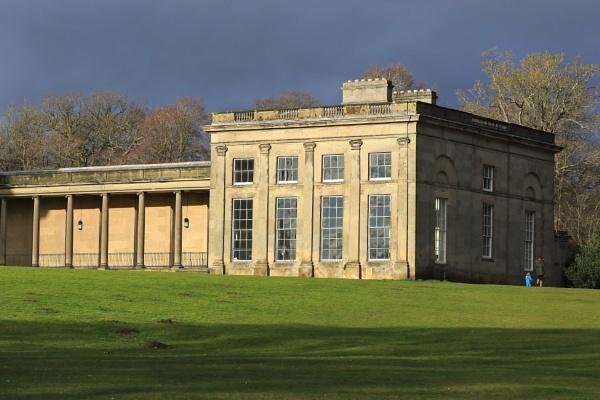 Attingham Hall (1) by M_squared