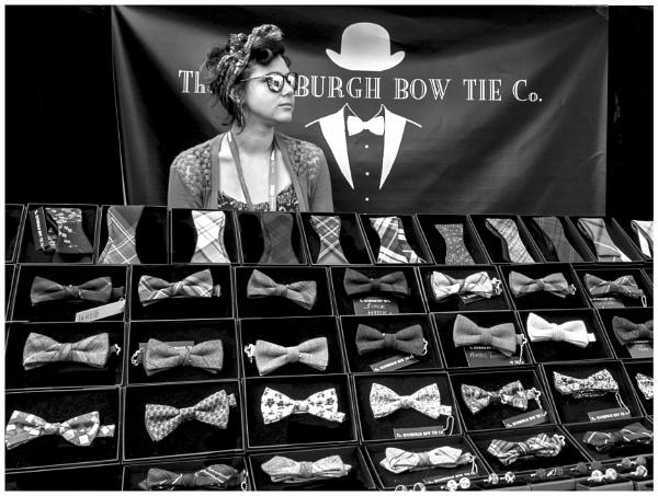 Edinburgh Bow Tie Company by mac