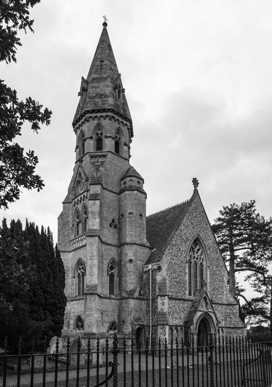 Church of St Andrew - Framingham Pigot