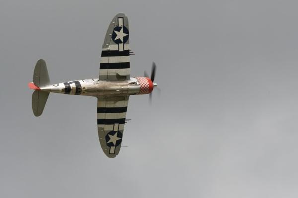 P47 Thunderbolt by mj.king
