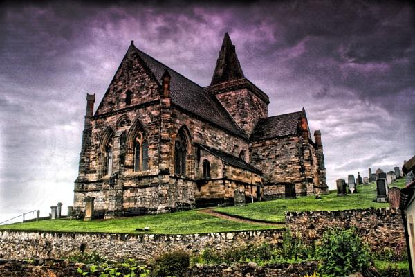 St Monans kirk by Eckyboy
