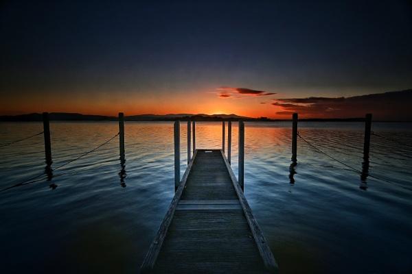 Mallacoota sunrise by dpemberton