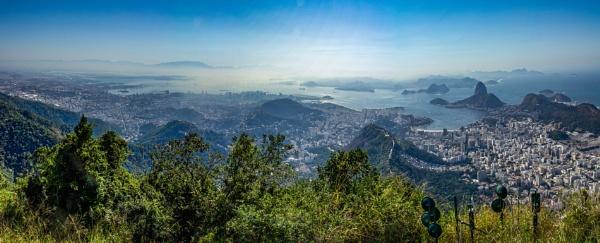 Rio Western Panorama by TheShaker