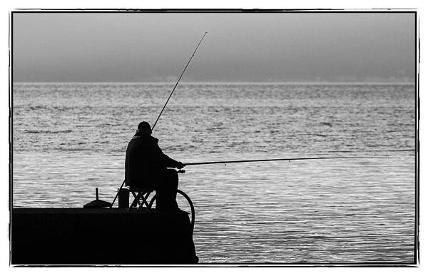 The  fisherman by nklakor