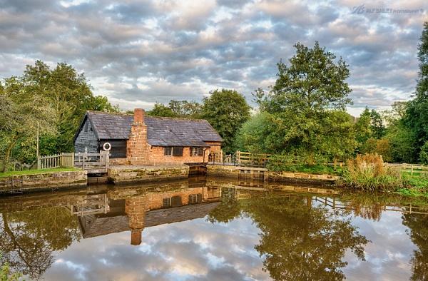 Stretton Water Mill by Alffoto