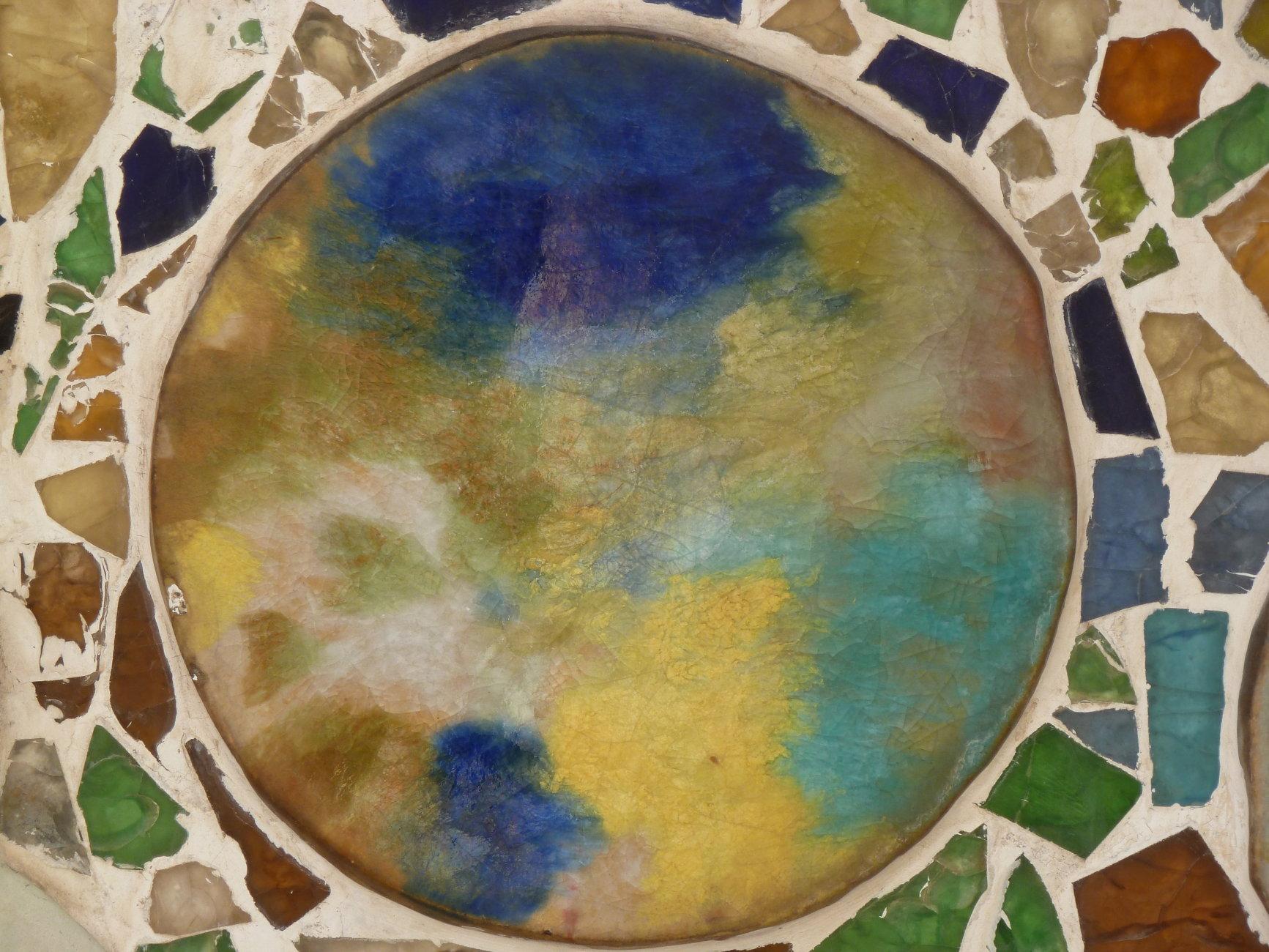 Abstract - Gaudi Inspiration 1