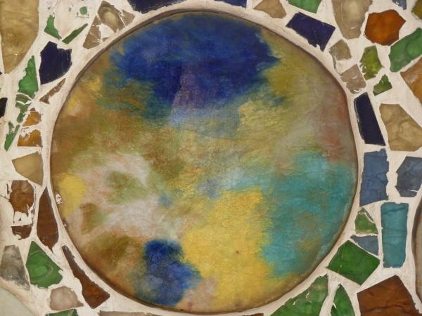 Abstract - Gaudi Inspiration 1 by AnitaH