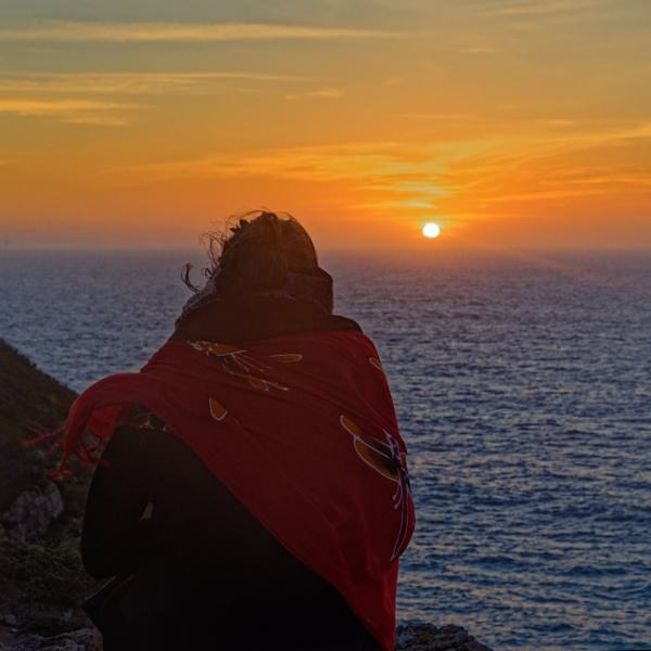 Sunset at Cabo de São Vicente by jacomes