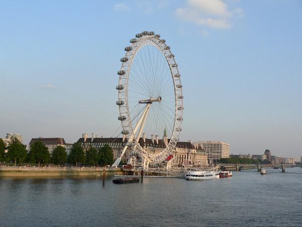 London eye by Maple62