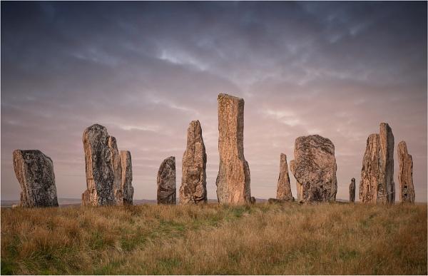 Evening Light On The Callanish Stones by Leedslass1