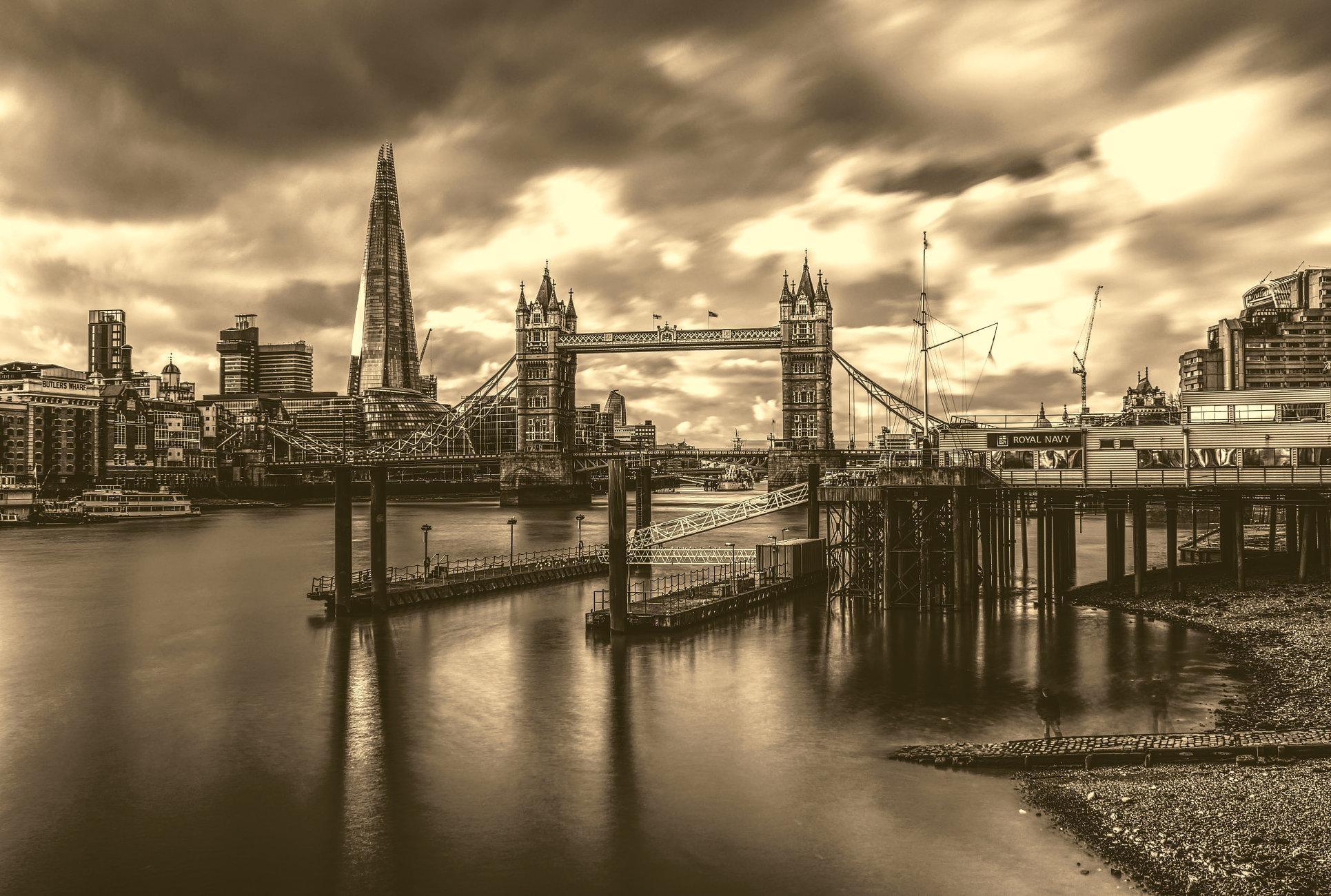 Tower Bridge revisited