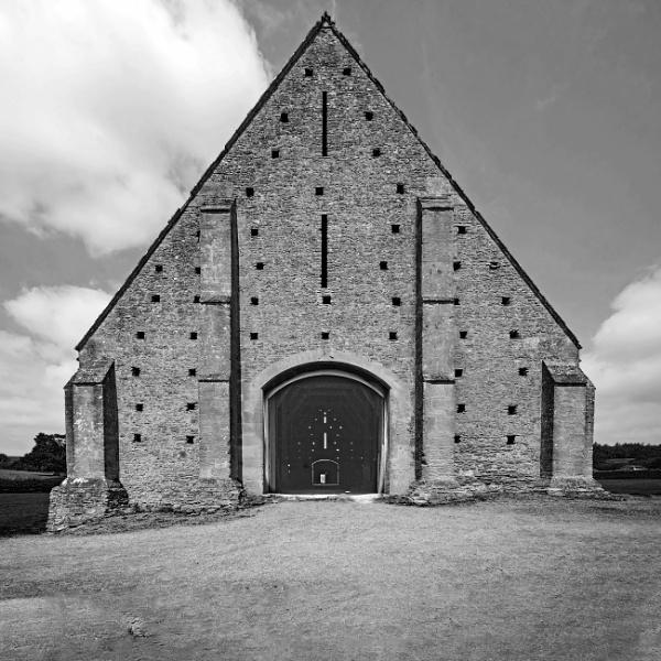 Stone Barn by Bore07TM