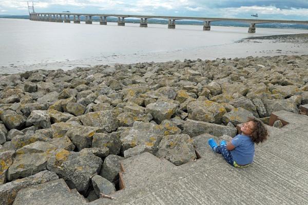 Bridge across the Severn by Janetdinah