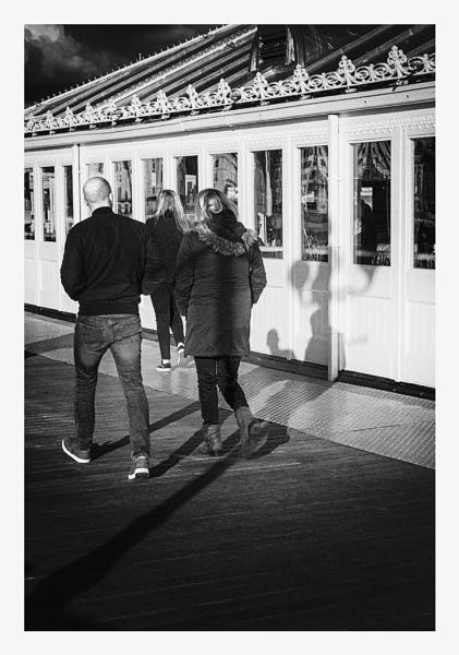A Walk along the Pier by AlfieK