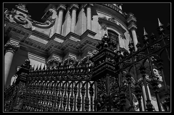 Duomo di San Giorgio --- Cathedral in Ragusa Sicily by Edcat55