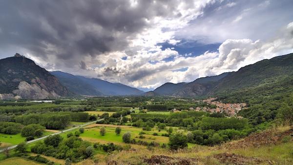 Valle di Susa (Piemonte - Italia) by GPMASS