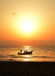 Sunrise at Marina!