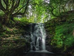 Blaen Y Glyn - The Hidden Waterfall
