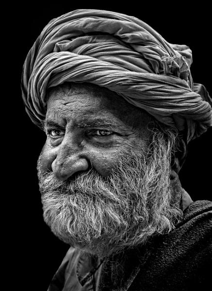 Merchant of Jodhpur by sawsengee