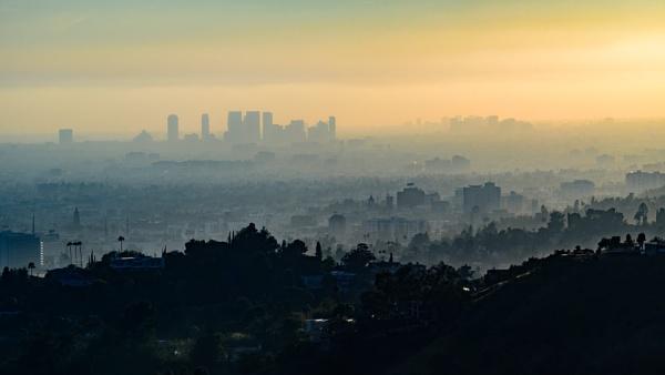 LA Haze by bridgendboy