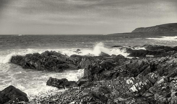 Shetland Shore by scrimmy