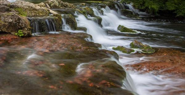 Clumber Falls by Gmurr