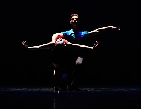 Yiu Watanabe and Davide Lampis by DouglasMorley