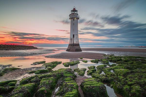 Lighthouse by soulsharer