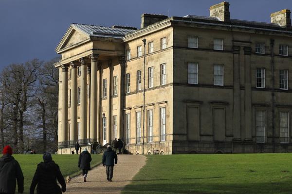 Attingham Hall (2) by M_squared
