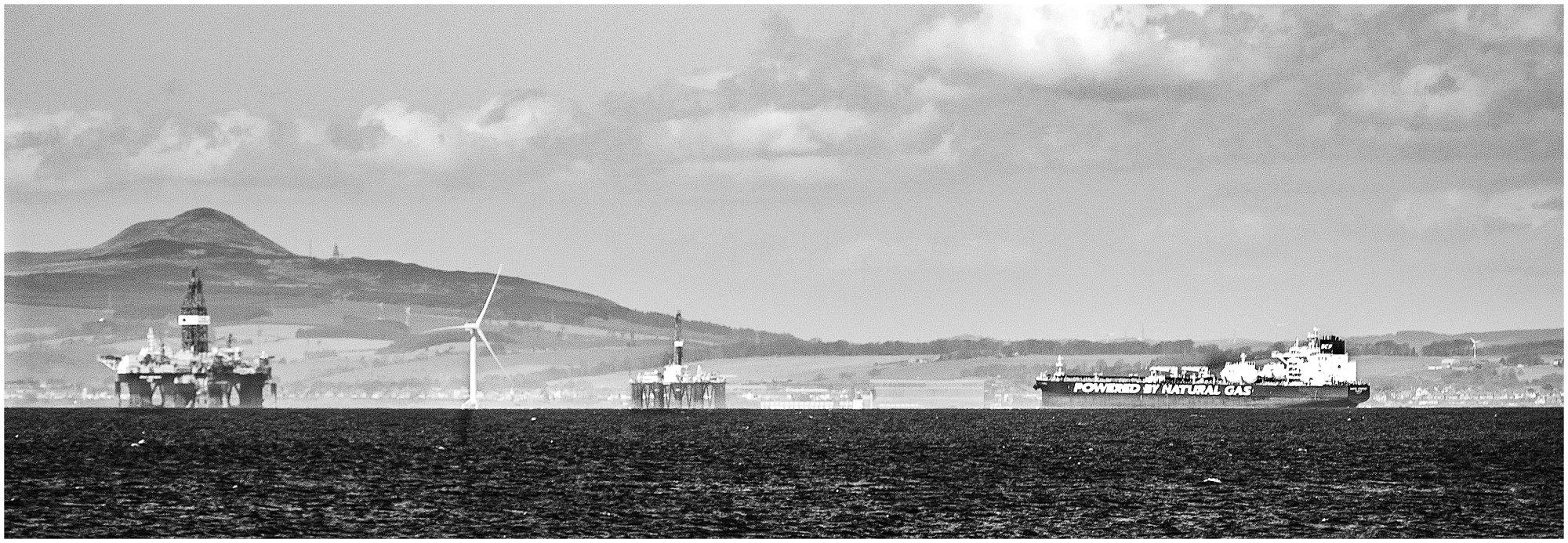 Firth of Forth Traffic