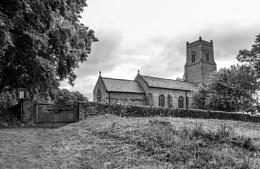 St. Bartholemews Church, Hanworth