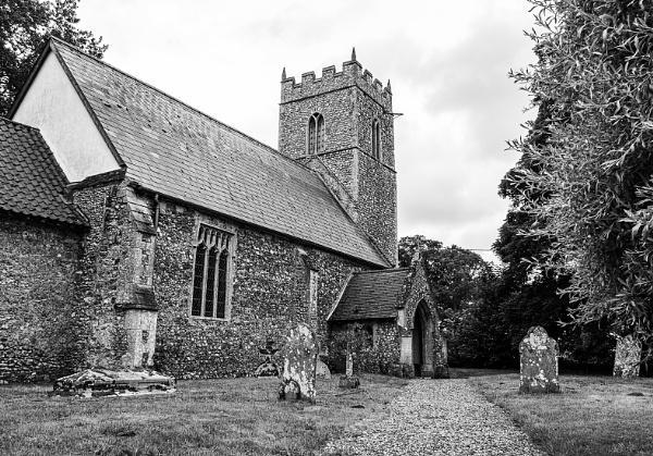 St Andrews Church, Metton by pdunstan_Greymoon